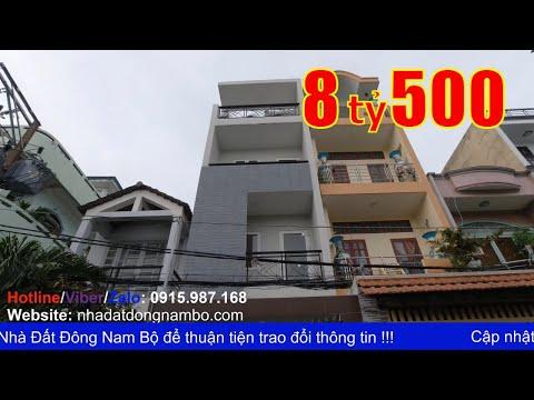 Video nhà bán Quận 6 - Mặt tiền khu Cư xá Phú Lâm D phường 10 Quận 6