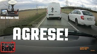 Suicide Hare, Police in action, Chase, Dashcam Mivue 788