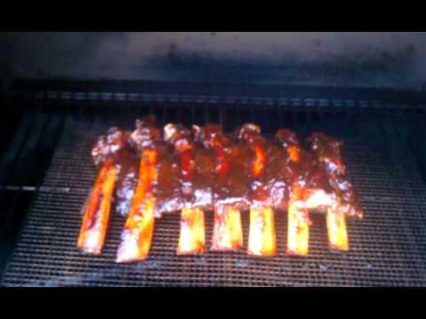 BBQ Beef Ribs.