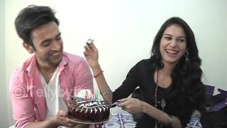 Aneri aka Nisha of NAUC fame Celebrates her birthday with Tellybytes