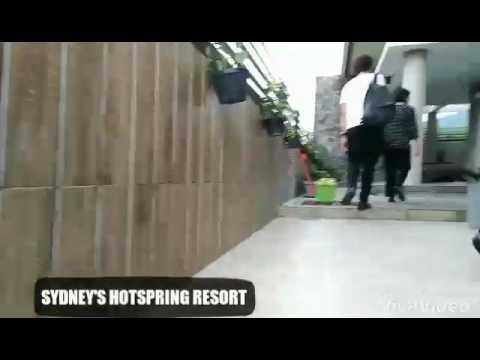 Ocular Day 2 : Sydney's Hotspring Resort