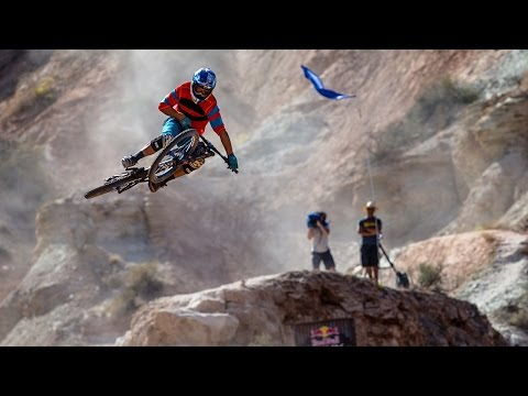 History of Red Bull Rampage by Darren Berrecloth