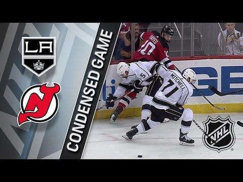 12/12/17 Condensed Game: Kings @ Devils
