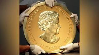 Goldraub in Berlin Das passiert jetzt wahrscheinlich mit der Riesenmünze