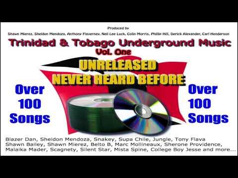 Trinidad & Tobago Underground Music Vol. 1 (Over 100 songs)