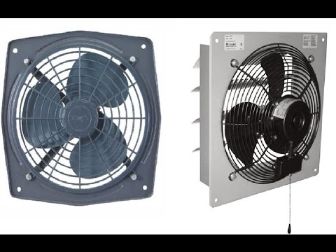 Kitchen Exhaust Fan Youtube