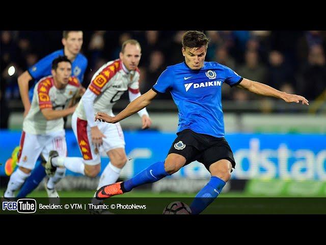 2016-2017 - Jupiler Pro League - 16. Club Brugge - KV Mechelen 6-1