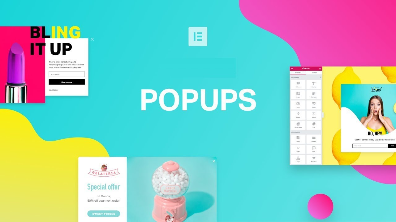 Popup Elementor Pro para captura de Leads - YouTube