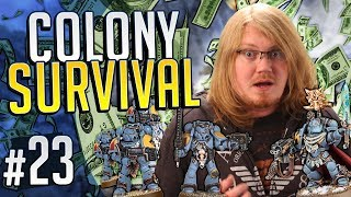 BUYING WARHAMMER | Colony Survival #23