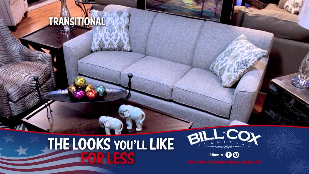Bill Cox Furniture July 4th Sale 2013