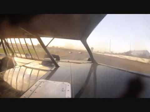 MLRA Late Model In Car Video's Anderson Simpson Thunderhill