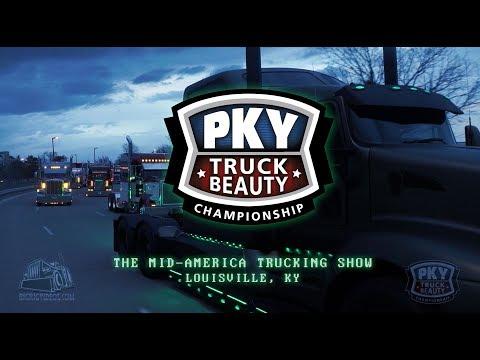 PKY Truck Beauty Championship at MATS