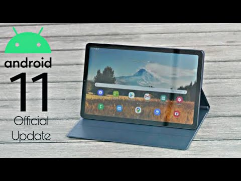 Samsung Galaxy Tab S6/Lite Android 11 ONE UI 3.1 Official Update (RELEASED)
