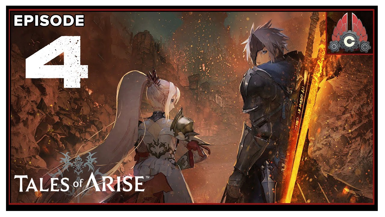 CohhCarnage Plays Tales Of Arise (Sponsored By Bandai Namco) - Episode 4