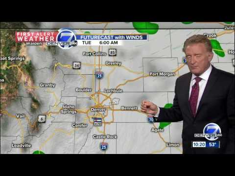 Severe weather season begins across Colorado