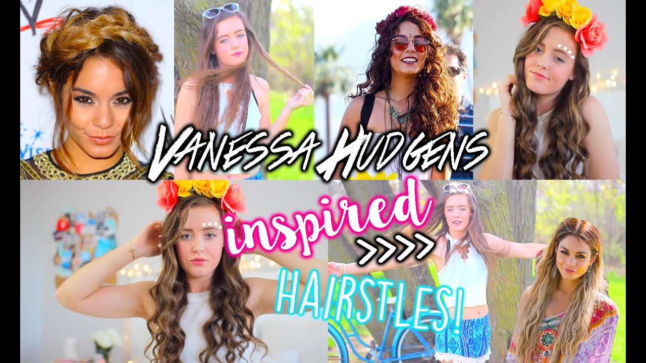 Vanessa hudgens inspired hairstyles diy flower crown vanessa hudgens inspired hairstyles diy flower crown breezylynn08 izmirmasajfo