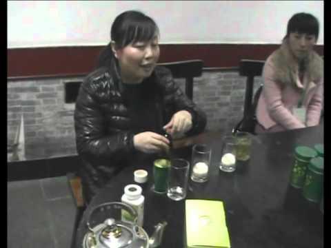 China Pt  24 Longjing Green Tea Village