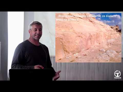 Tajemnice budowy piramid - Dr Franc Zalewski