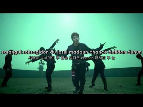 Infinite - BTD Karaoke