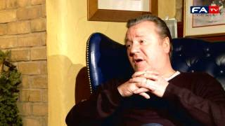 Ray Winstone on the 2010 World Cup