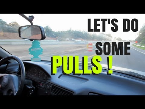 LET'S DO A PULL!B20VTEC IN THEDA9 !HSG EP. 5-37