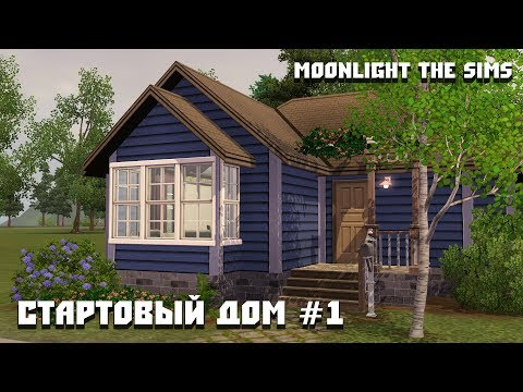 The Sims 3: Стартовый дом #1