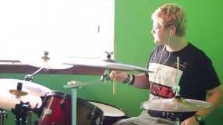 Guns For Hands Drum Cover - twenty one pilots
