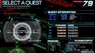 [Sabin Sound Star : RB] Extra Quest - No. 28 ~Hard All Random~