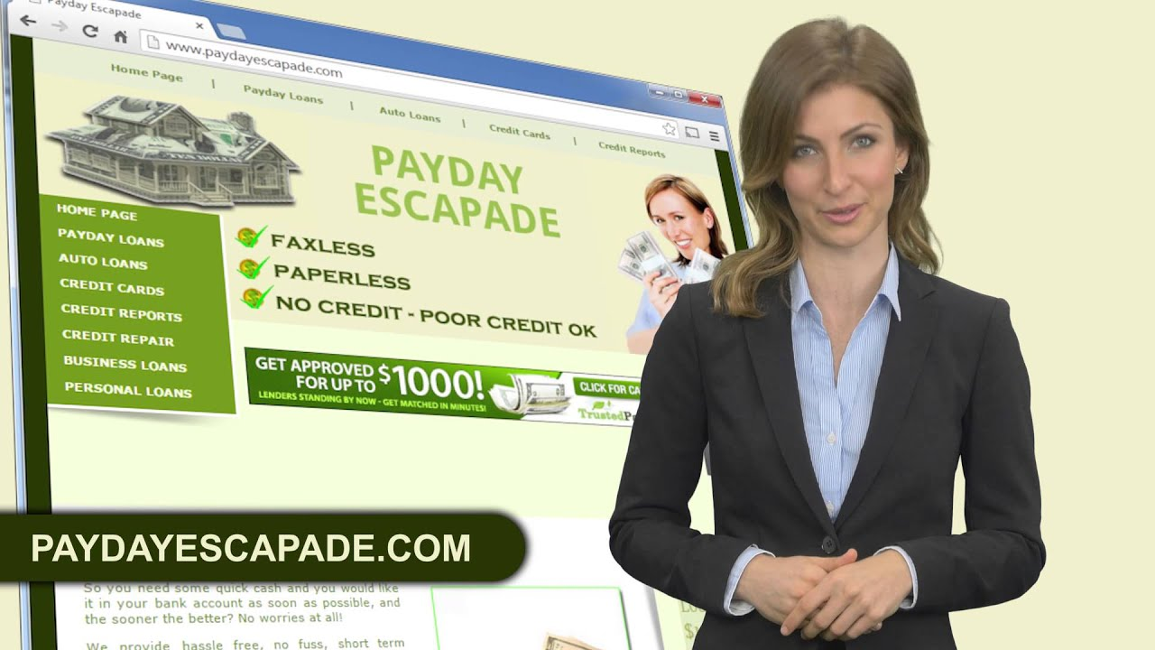 Jacksonville Cash Advance , Loans Online, Payday loan ,Check loans - YouTube