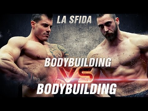 LA SFIDA ▪ BODYBUILDING vs BODYBUILDING - POTENZA - RESISTENZA ▪  Team Leader VS Vyking