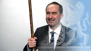 Staatsminister Hubert Aiwanger im Videoporträt - Bayern