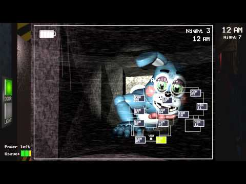 New Bonnie Gameplay Pictures!-Five Nights At Freddy's 2: The Sequel Breakdown (#5)