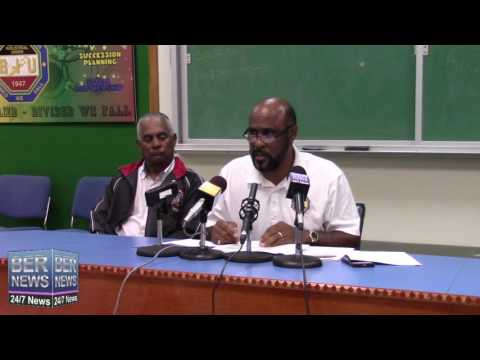 BIU President Chris Furbert on Menzies Aviation, June 14 2016