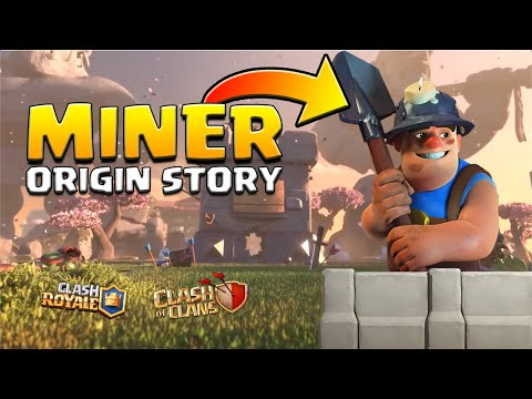The Miner's Secret to Moving so Fast Underground! | FULL Miner Backstory – CoC & Clash Royale Story from YouTube · Duration:  7 minutes 28 seconds