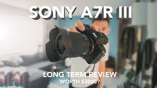 Sony A7R III long term review - still worth $3000?