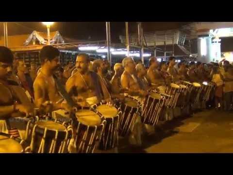 A Rapid Fire 1am Kaalam | Panchari Melam | Thrippunithura 2015