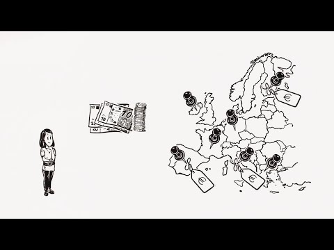 ECB and the Eurosystem explained in 3 min.