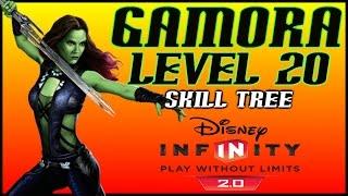 Gamora Level 20 Skill Tree Disney Infinity 2.0 | Disney Infinity 2.0 Gamora By DisneyToyCollector