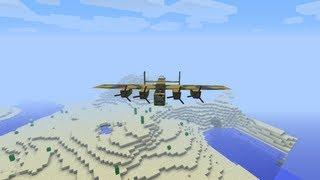 MineCraft {1.5.2} [Обзор Модов] №70 - FLAN (World War Two)