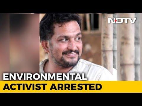 Activist Piyush Manush Arrested For Instigating Enmity In Tamil Nadu's Salem