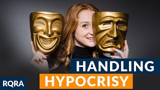 """Ep 12 - """"Handling Hypocrisy"""" - Raw Questions-Relevant Answers"""