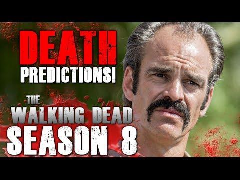 The Walking Dead Season 8 Finale - Death Predictions!