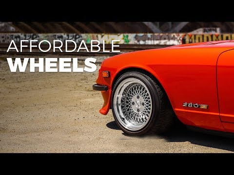 Top 5 AFFORDABLE 4 Lug Wheels