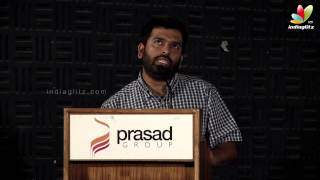 Santhosh Narayanan and more celebs speech at Enakkul Oruvan Press Meet | Siddharth