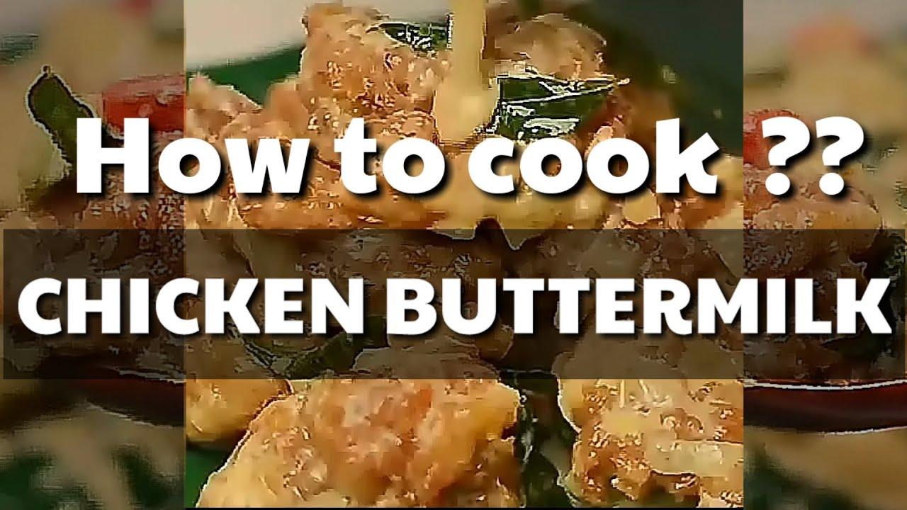 resepi ayam butter milk rasmi suc Resepi Ayam Untuk Kanak Kanak Enak dan Mudah