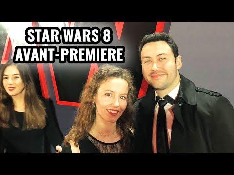 On a vu Star Wars 8 en avant-première avec les acteurs !