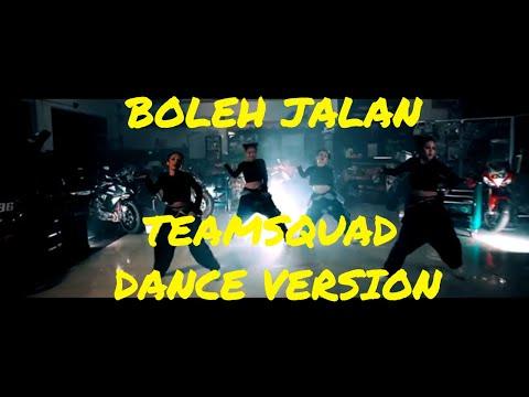 Zizi Kirana -Boleh Jalan (Teamsquad DANCE VERSION)