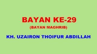 029 Bayan KH Uzairon TA Download Video Youtube|mp3