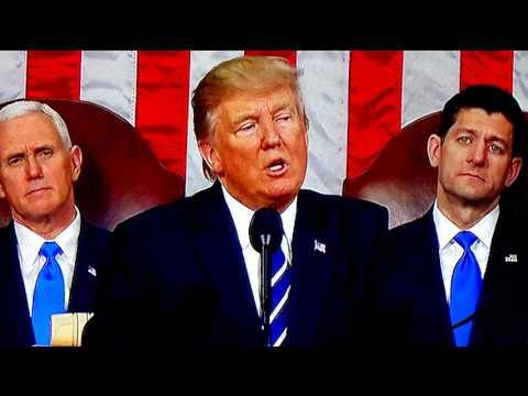 President Trump Address to Congress -  A Homerun   Feb. 28, 2017 -  YouTube