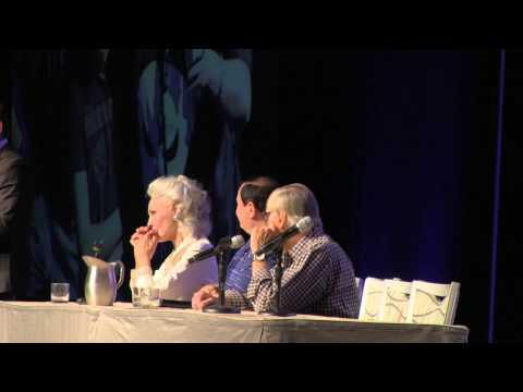 Phoenix Comicon 2014 - Batman with Adam West, Burt Ward, and Julie Newmar